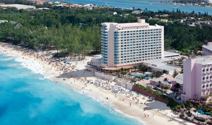RIU Paradise Island Exterior and Beach